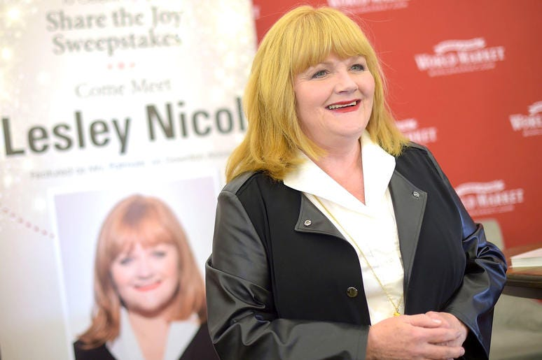 Sarah and Vinnie Interview Lesley Nicol