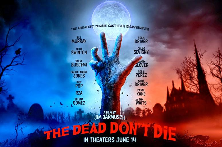 """The Dead Don't Die"" Movie Review with Hooman and Tommy Igoe"