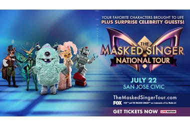 The Masked Singer Tour