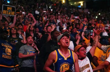 Warriors Watch Party