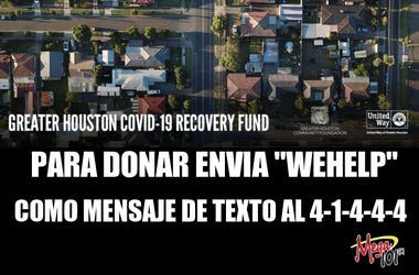 Greater Houston COVID-19 Recovery Fund
