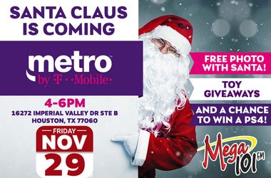 Metro by T-Mobile Toy Giveaway
