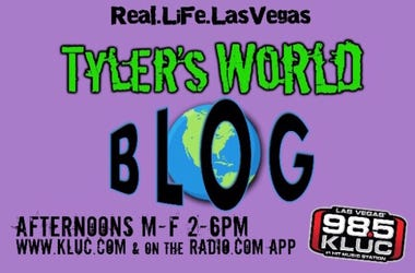 Tyler's World Blog