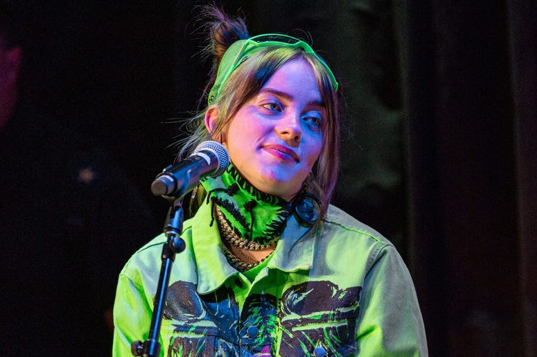 Billie Eilish On Stage Photos Courtesy Of Key Lime Photography18
