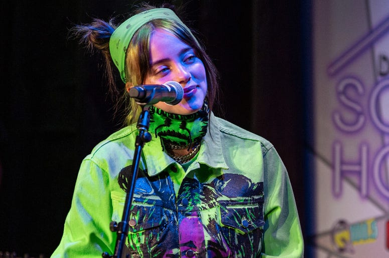 Billie Eilish On Stage Photos Courtesy Of Key Lime Photography2