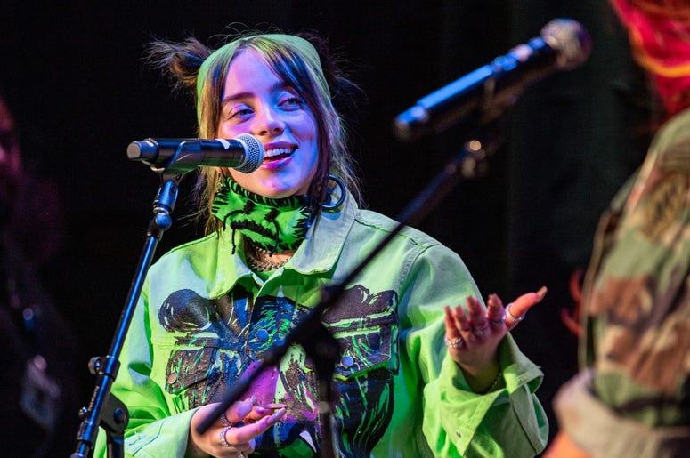 Billie Eilish On Stage Photos Courtesy Of Key Lime Photography9