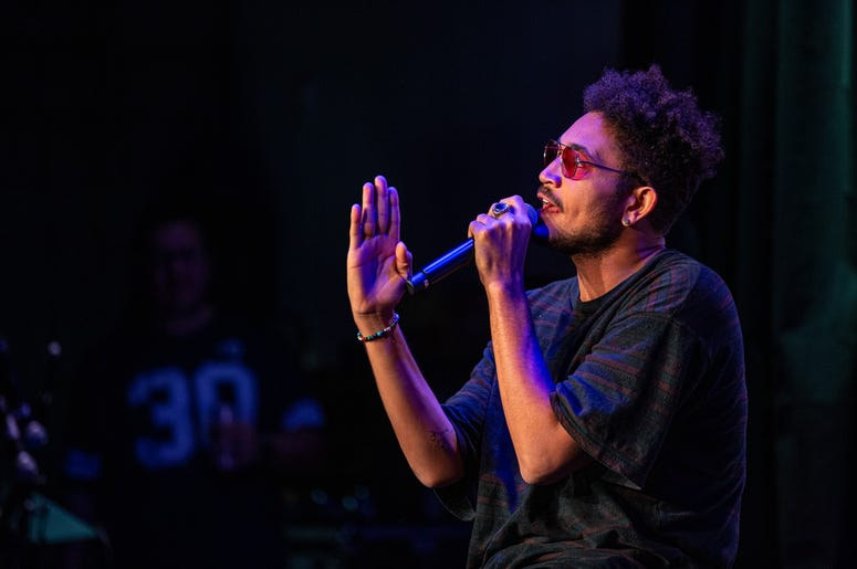 Bryce Vine On Stage Photos Courtesy Of Key Lime Photography11
