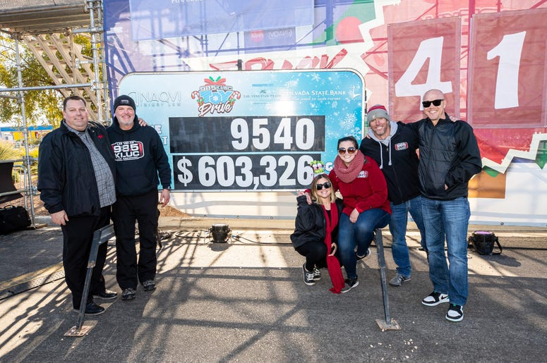 Toy Drive Day 12  28