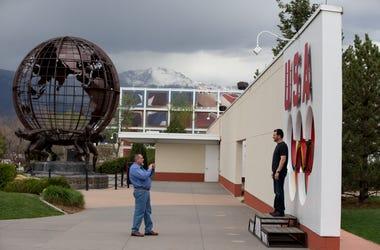 Colorado Springs Olympics Training Facility