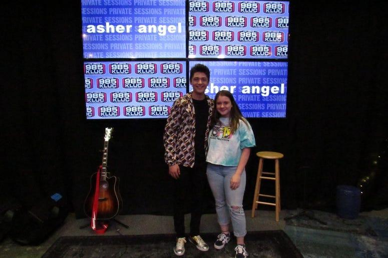 Asher Angel  7