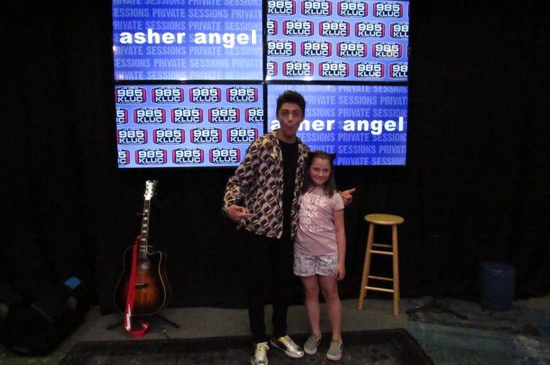 Asher Angel  9