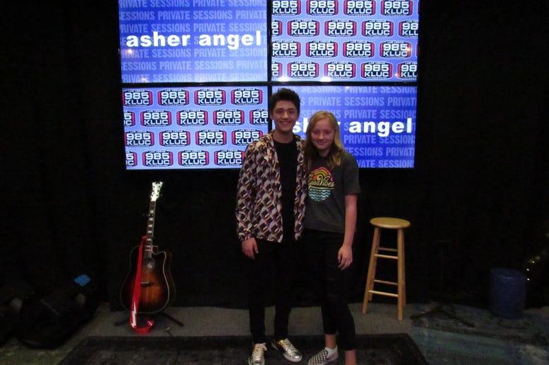 Asher Angel  10