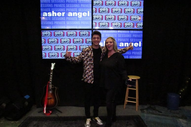 Asher Angel  12