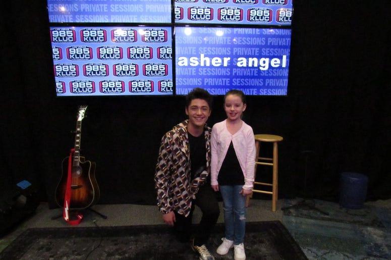Asher Angel  13