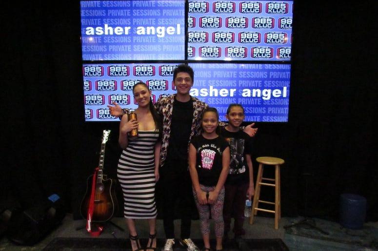 Asher Angel  14