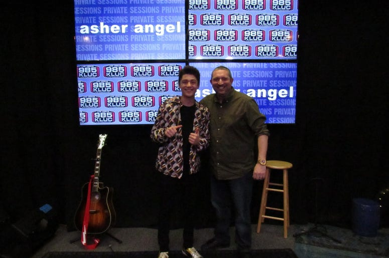 Asher Angel  15