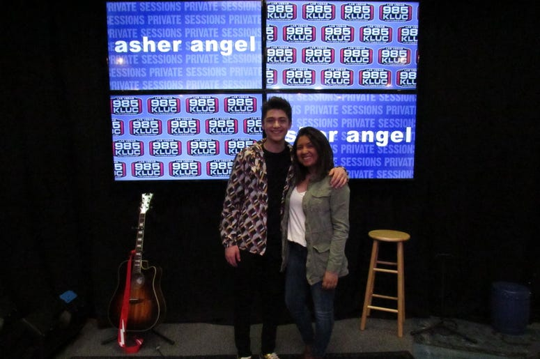 Asher Angel  16