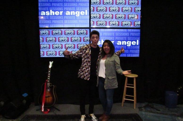Asher Angel  17