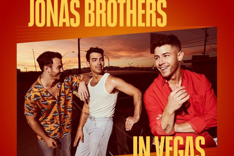 Win Jonas Brother tickets all weekend
