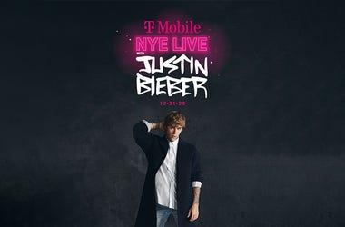Justin Bieber NYE Virtual Concert
