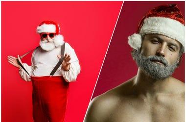 Fat Shaming Santa Claus
