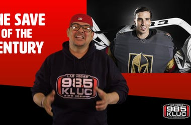 98.5 KLUC, GRAMMY Nominations, Vegas Golden Knights, Save of the Century, Marc Andre Fleury