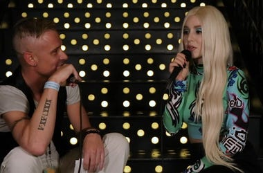 Ava Max with Tyler Foxx