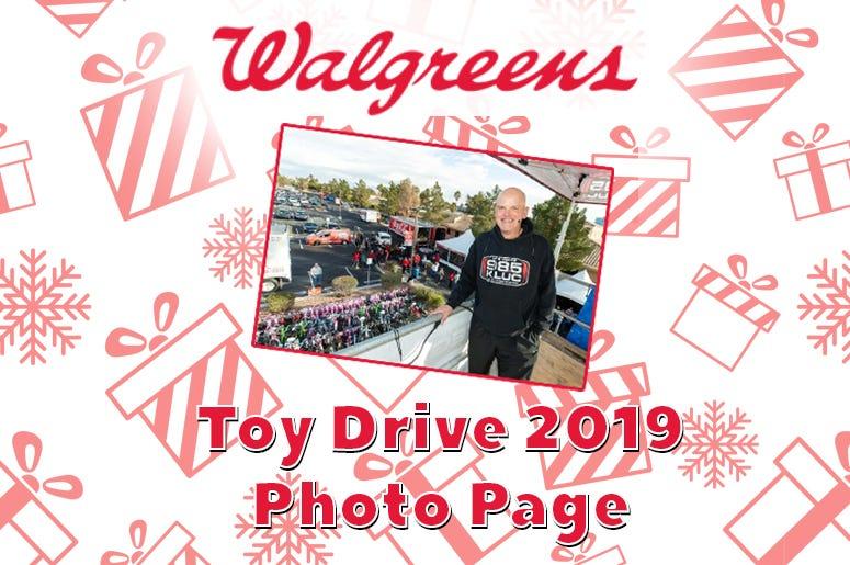 Walgreens Toy Drive 2019 Photo Page