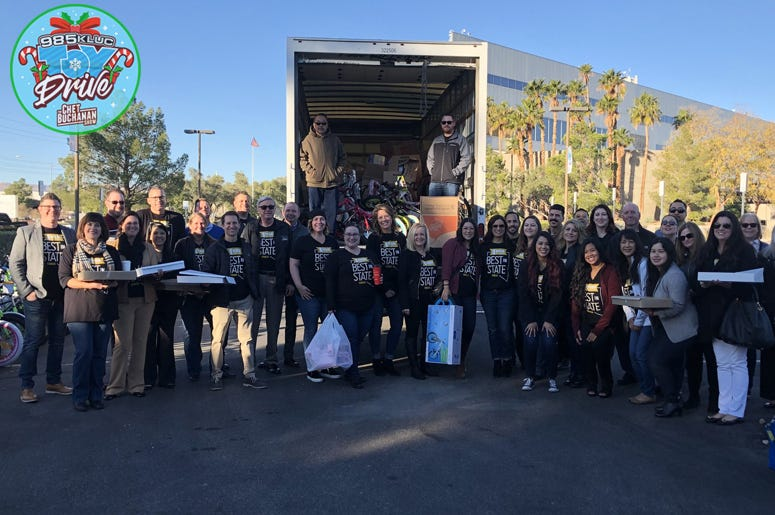 Toy Drive Record