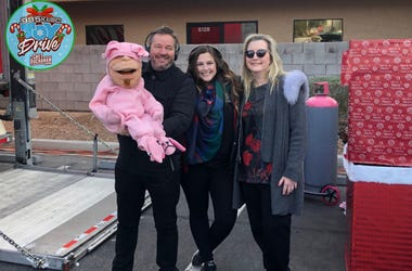 Toy Drive 2019 Terry Fator