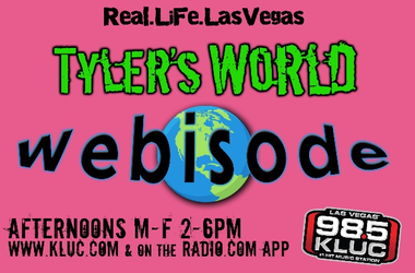 Tyler's World!  Say what??