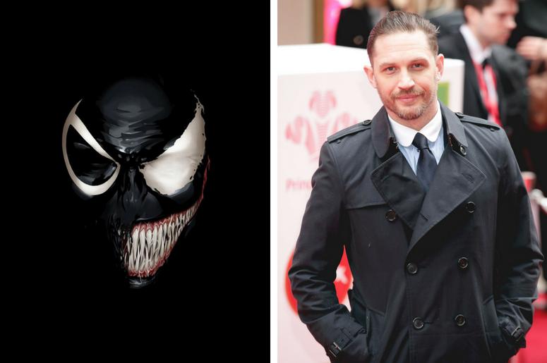 'Venom' Shares Goosebu...
