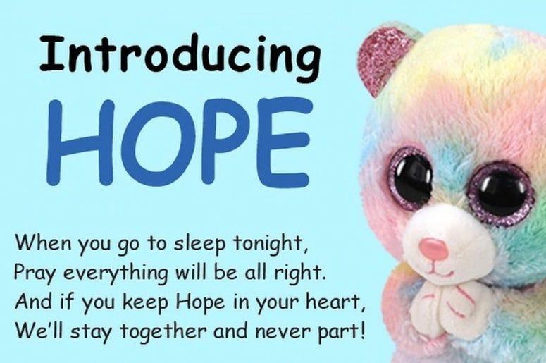 Hope Ty Inc