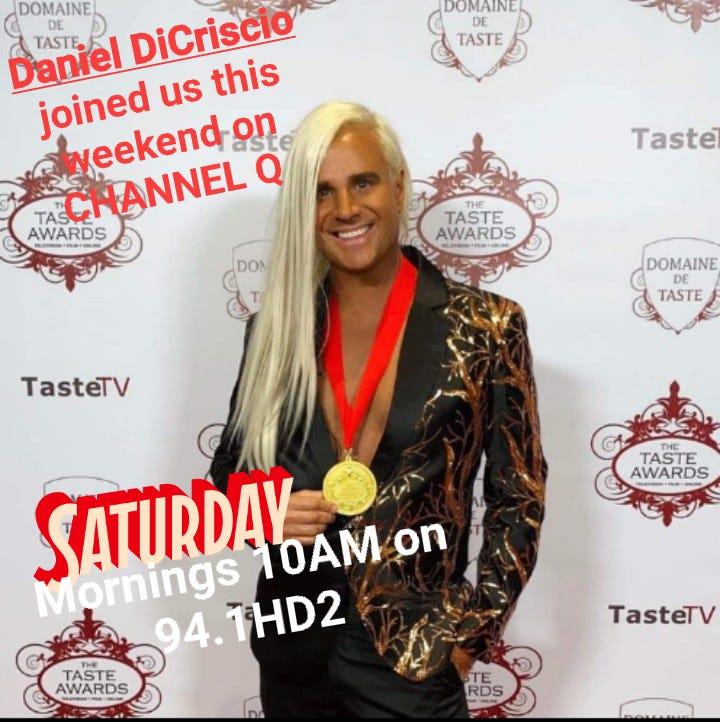 Daniel DiCriscio