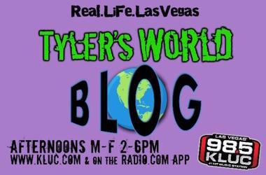 Tyler's World Blog