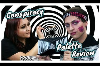 Conspiracy, Shane Dawson, Jeffree Star, Make Up