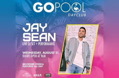 Jay Sean Go Pool