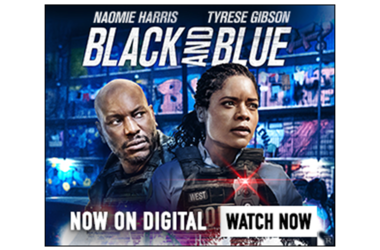 black and blue on digital