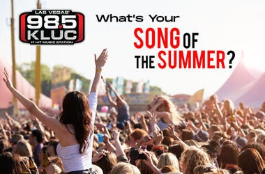 98.5 KLUC Song of the Summer 2019