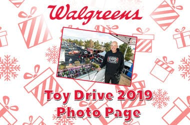Walgreens Toy Drive 2019 Photo Page