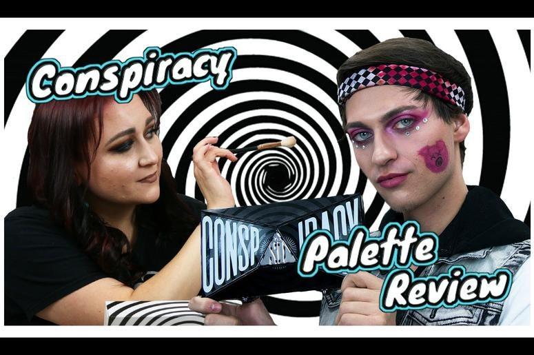 Conspiracy, Shane Dawson, Jeffree Star, Make Up