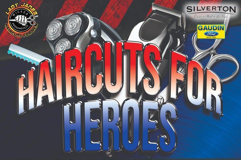 Haircut For Heros