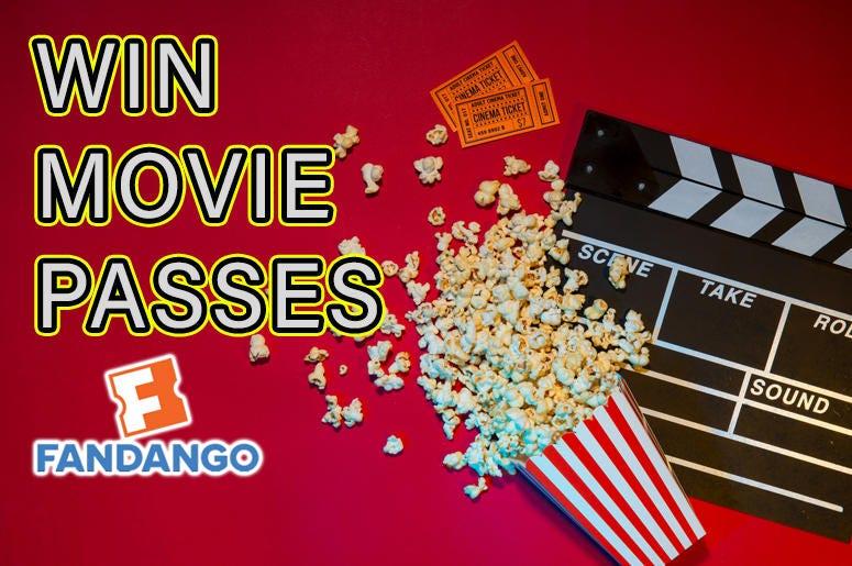 Fandango Movie Passes