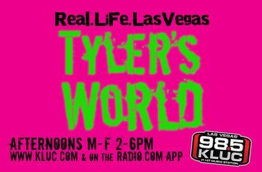 Tyler's World Personal Blog 3.19.19