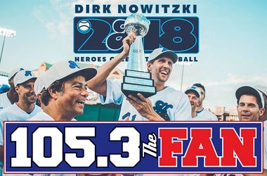 Dirk Nowitzki's Heroes Celebrity Softball Game