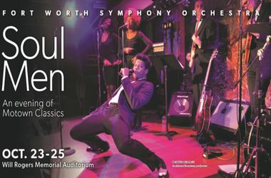 Soul Men Fort Worth Symphony Orchestra