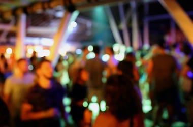 People, Bar, Clubbing, Dancing, Blurry
