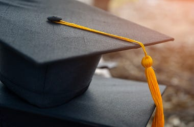 Graduation Cap, Tassel