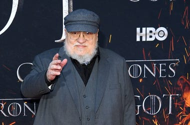 "NEW YORK, NEW YORK - APRIL 03: George R. R. Martin attends the ""Game Of Thrones"" Season 8 Premiere on April 03, 2019 in New York City."