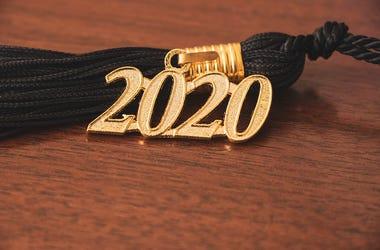 Class of 2020, Graduation, Tassel